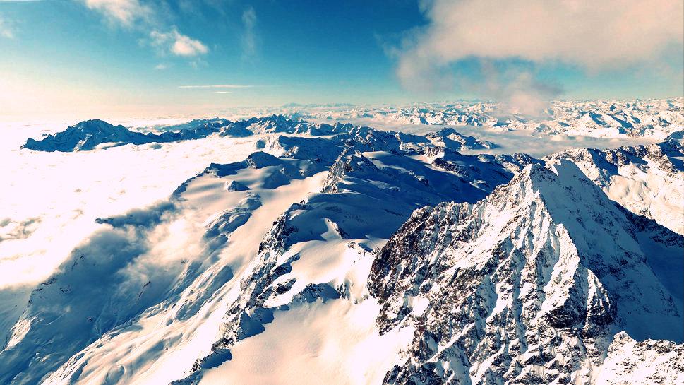 Envolez vous pour les Alpes !